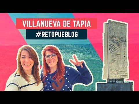 Villanueva de Tapia - #RetoPueblos