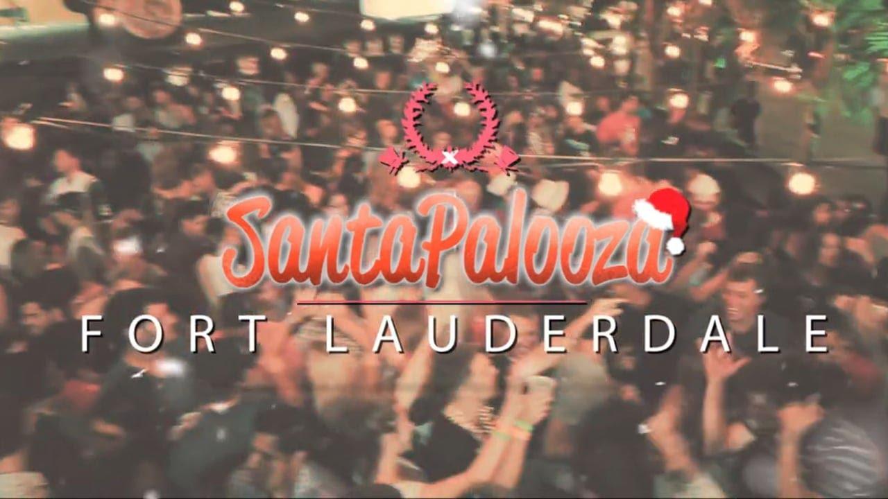 Bar Crawl Nation Santapalooza
