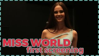 Miss World Philippines 2016 First Screening