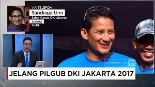 Sandiaga Uno: Kemungkinan Duet Dengan Mardani Di Pilgub DKI Jakarta 2017