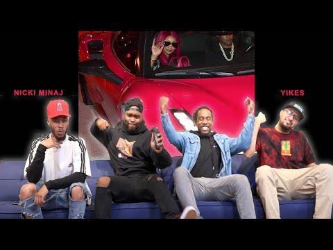 Nicki Minaj - Yikes Reaction/Review