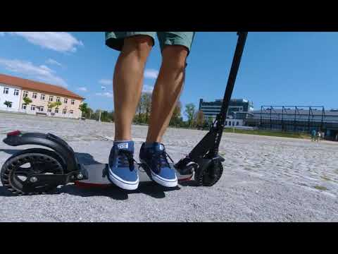 M3 Pro Electric Scooter, 25km/h 3 Gear Speed 25-30 km Mileage Adjustable Height With carrying Bag