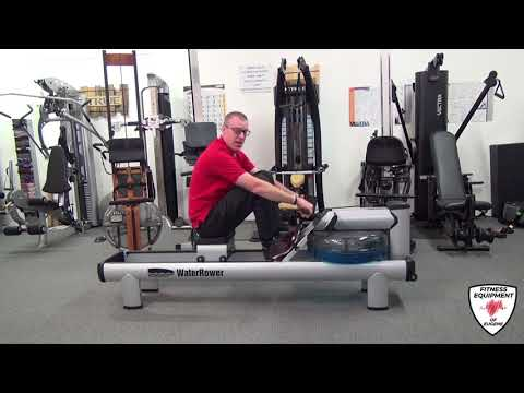 WaterRower Review From Fitness Equipment of Eugene