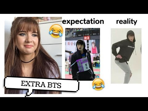 BTS BEING AWKWARD AS F REACTION (me 99% Of The Time
