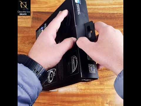 Nia Q1 Wireless Bluetooth Headphone - Black