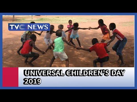 Universal Children's Day 2019: Focus on Child Trafficking