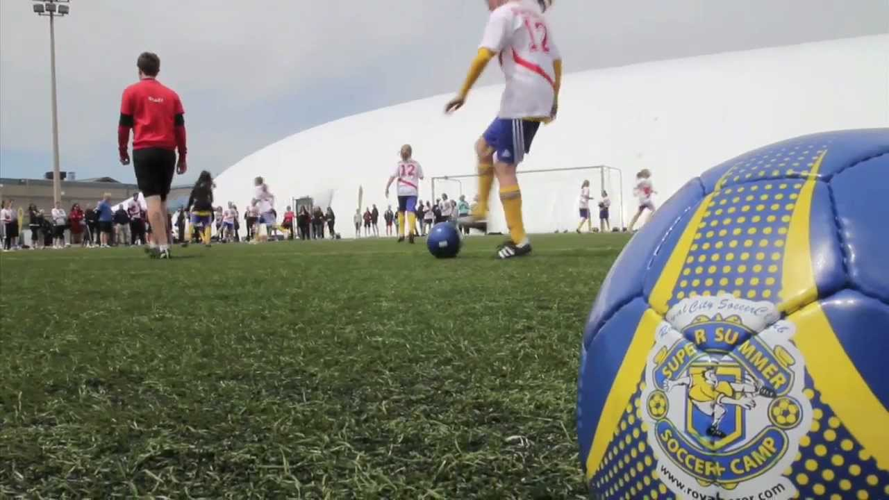 Christine Sinclair event with Royal City Soccer Club (RCSC)