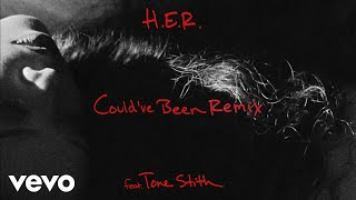 H.E.R.   Could've Been (Remix) (Audio) Ft. Tone Stith