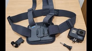 Connect GoPro to GoPro Chesty Chest Harness   How To