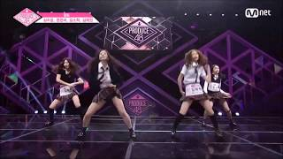 Woollim Artists (Lovelyz, Golden Child, Woollim Trainees) Dance Bad