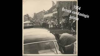 1954 Bezoek van Koningin Juliana (foto's)