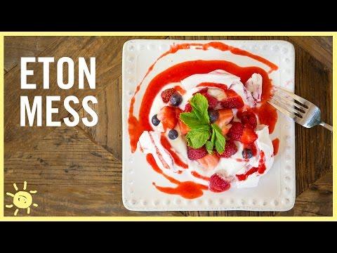 EAT | Eton Mess (British Dessert) with Marissa Hermer