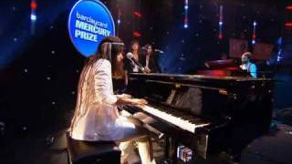 Bat For Lashes - Mercury Prize 2009 - Moon And Moon