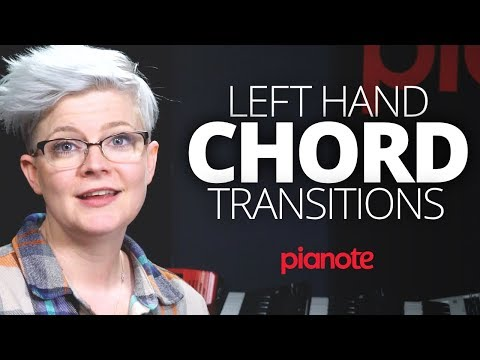 4 Left Hand Tricks For Connecting Your Chords