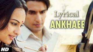 Ankahee Lyrical | Lootera | Ranveer Singh, Sonakshi Sinha