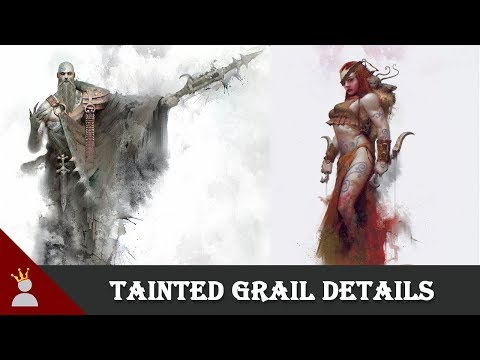 Tainted Grail: The Fall of Avalon Details