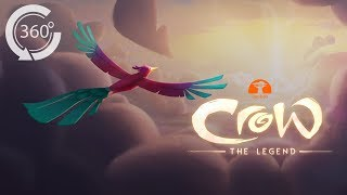 Crow: The Legend VR | 360 Animated Movie [HD] | John Legend, Oprah, Liza Koshy