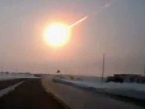 Meteorite Explodes Over Russia (Video)