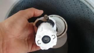 El agitador de una lavadora Kenmore o Whirlpool