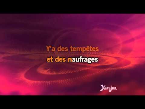 Karaoké Là-bas - Jean-Jacques Goldman *
