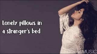 Camila Cabello   Consequences (Lyrics)