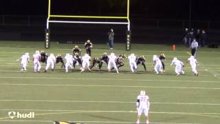 Robby Scholl Long Snapping Highlights - Class of 2015