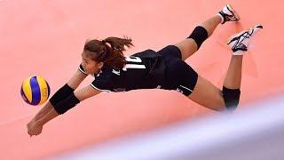Best Women's Volleyball Actions | World Grand Prix 2017