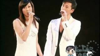 Linda Chung 鍾嘉欣 & Raymond Lam 林峰 1