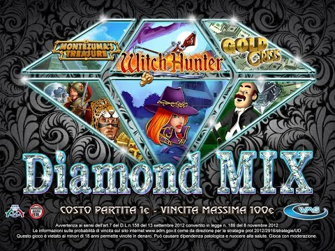 Video gameplay Diamond Mix