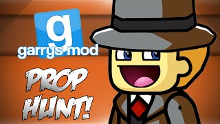 GMod Prop Hunt! - Detective Mini Ladd, The Lonely Fish, British Guards, Cock and Balls, Booby Trap!
