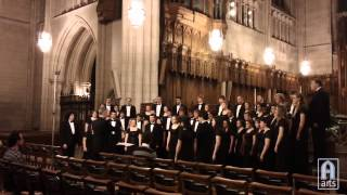 Augustana Choir - Lo, How A Rose E'er Blooming - Duke Chapel