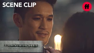 Shadowhunters | Season 2, Episode 13: Magnus and Dot Dance | Freeform
