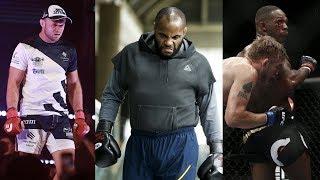 Шлеменко о подписании в UFC, Кормье о бое с Льюисом, прогноз тренера на бой Джонс - Густафссон