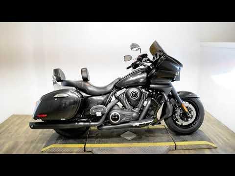 2015 Kawasaki Vulcan® 1700 Vaquero® ABS in Wauconda, Illinois - Video 1