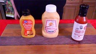 Sugar Free Ketchup, Mayochup & More