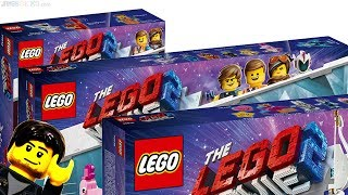 New Spring 2019 LEGO Movie 2 sets revealed - overview & thoughts