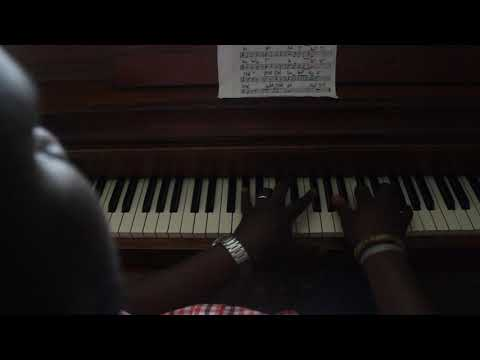 stella by starlight - open voicings Kay Benyarko Piano