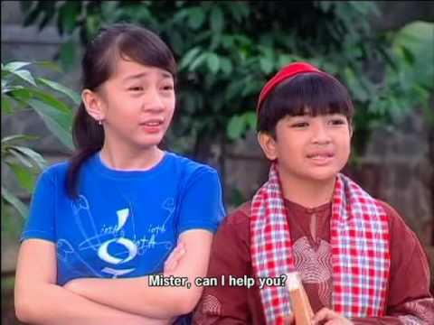 Entong ~  Weekly Indonesian Children Serial Soap - with English subtitles