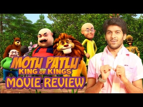 Motu Patlu King of Kings movie review