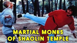 Wu Tang Collection - Martial Monks of Shaolin