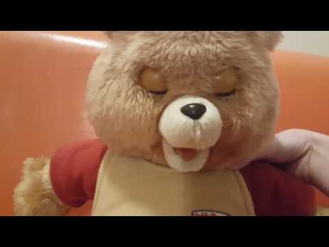 Testing teddy ruxpin tapes ;w;