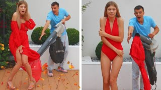 Girls Problems! Cool Outfit DIY And Fashion Hacks By Mariana ZD
