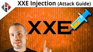 XXE Injection Attack Tutorial (2019)