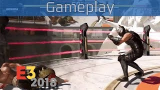 Dead or Alive 6 - E3 2018 Gameplay [HD]