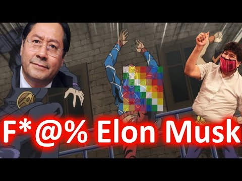 Bolivia and the Gang Beat Up Elon Musk After Landslide Victory
