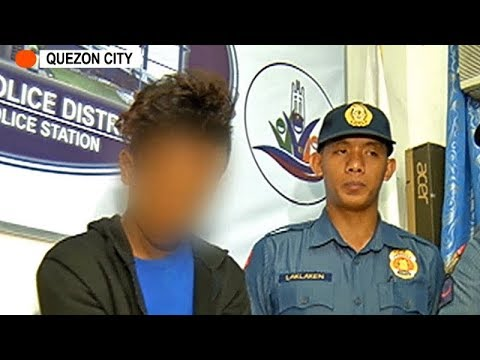 Holdupper, arestado sa Quezon City