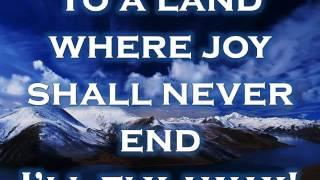 Alan Jackson I'll Fly Away Lyrics