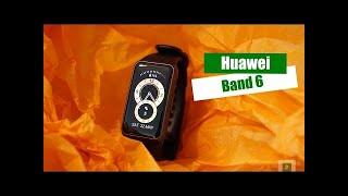 Huawei Band 6 - Das günstige von Huawei - Ausgepackt und konfiguriert | Deutsch | 4K
