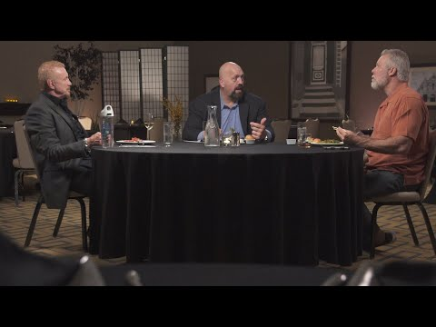 Big Show, DDP and Kevin Nash recall the WCW vs. nWo crowd riot on Table for 3 (WWE Network)