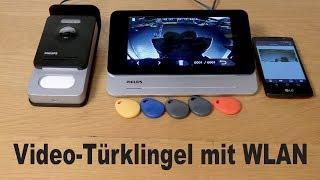 Video Türklingel mit WLAN - HIZ251